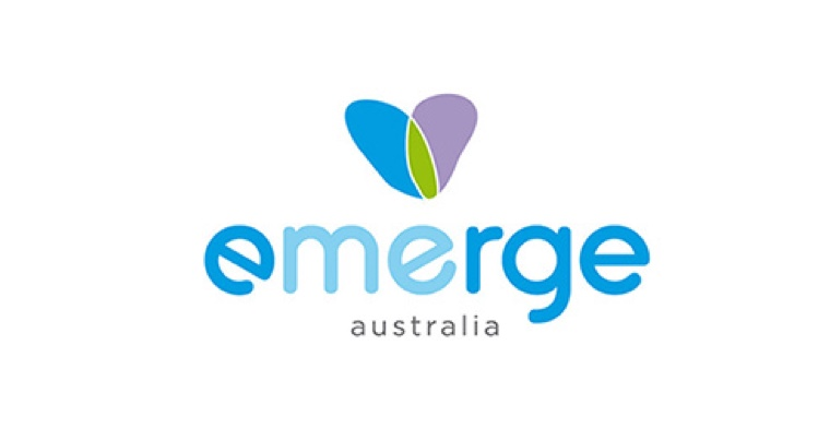 emerge Australia logo