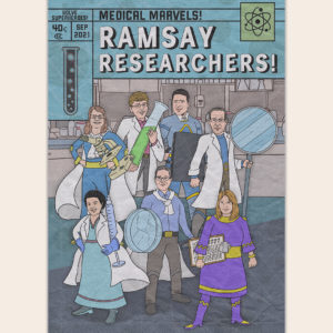 2021 Ramsay Researchers